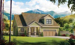 Illustration of Basset home