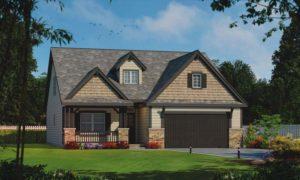 Illustration of Cedar Glen House