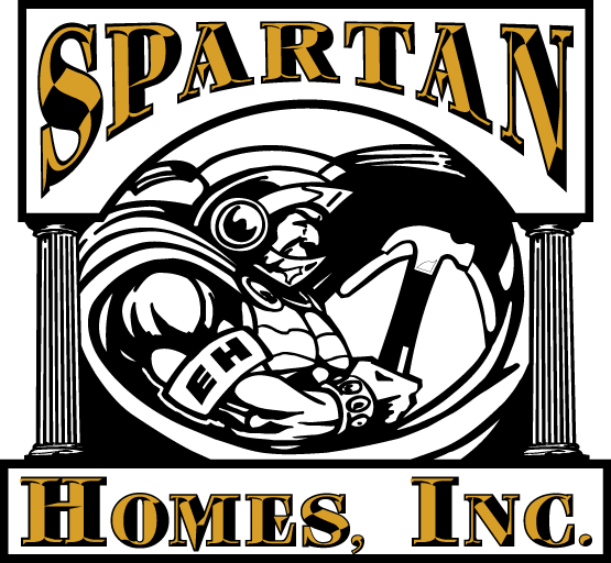 Large Spartan Homes Logo