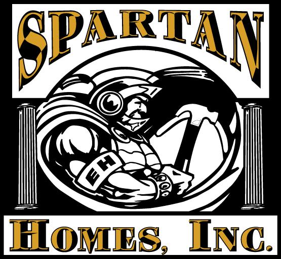 Large Spartan Homes Logo