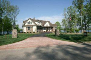 House property entrance
